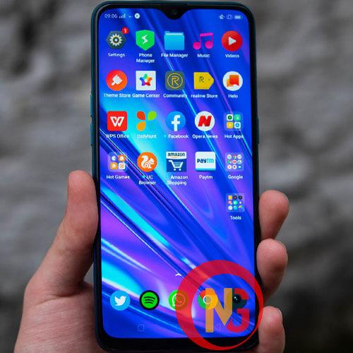 Khắc phục Realme 5, 5 Pro bị lỗi màn hình cảm ứng