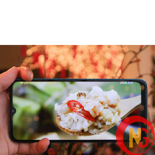 Camera Realme 5s chụp ảnh bị mờ