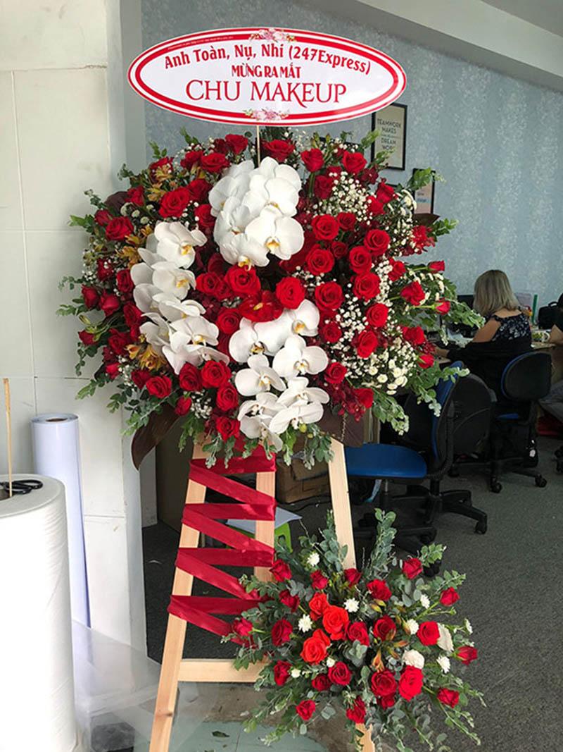 Hoa Hồng Đỏ là món quà khai trương ý nghĩa