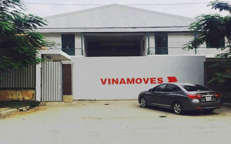 Dịch vụ cho thuê kho lưu trữ hàng hóa uy tín tại Vinamoves