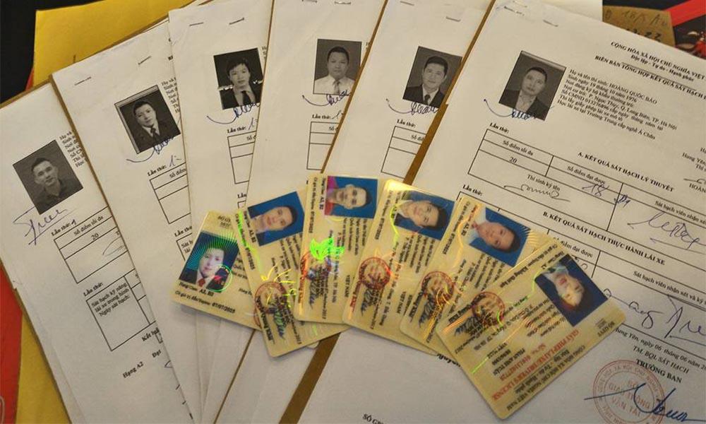 Đăng ký học lái xe tại Hoclaixe12h.com thủ tục đơn giản