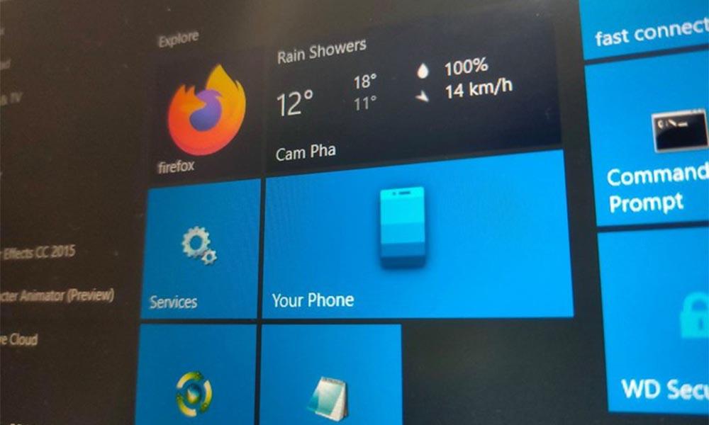 Những ứng dụng trên máy dùng Windows