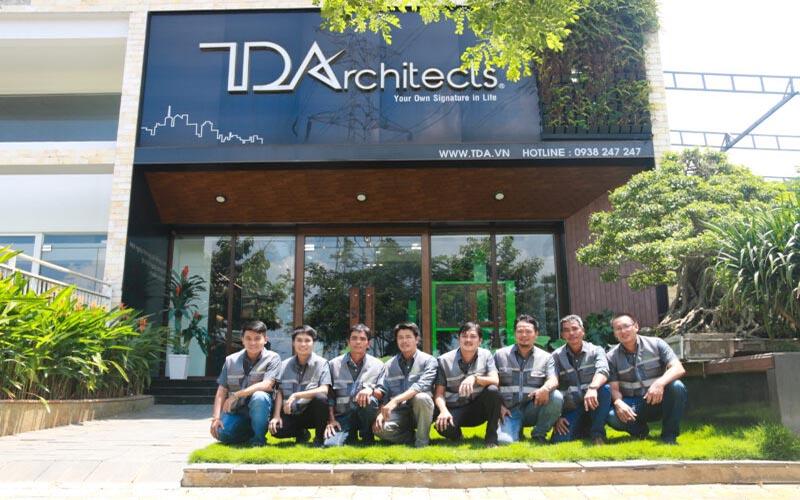 Tda.vn công ty thiết kế xây dựng nhà đẹp, giá rẻ tại TPHCM