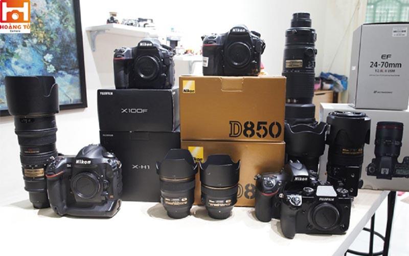 Vì sao nên mua máy ảnh DSLR cũ