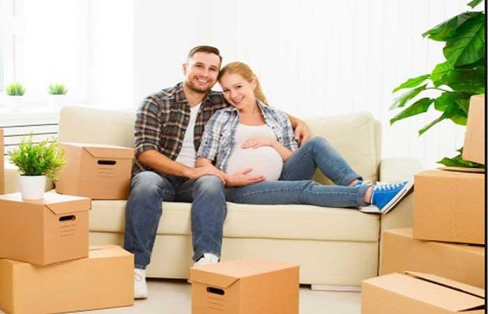 Người mang thai có chuyển nhà hay không
